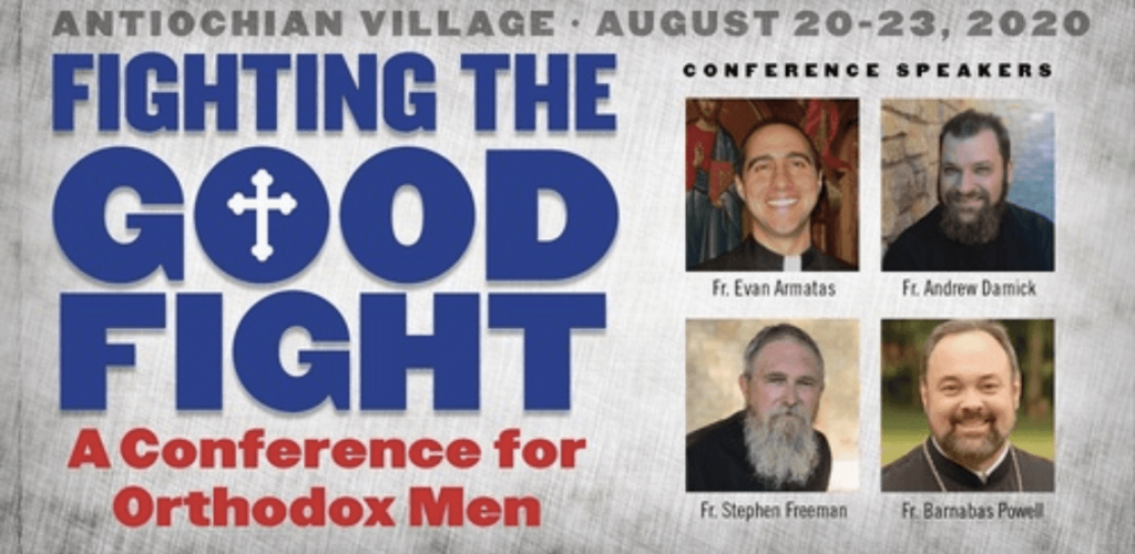 Fighting The Good Fight - Conference for Mem